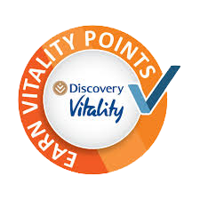 Discovery Vitality members get 25% cash back and earn Vitality points, with Vitality Fit!